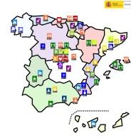 mapa CRNs Fuente SEPE